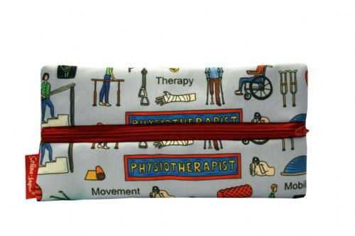 Selina-Jayne Physiotherapist Limited Edition Designer Pencil Case